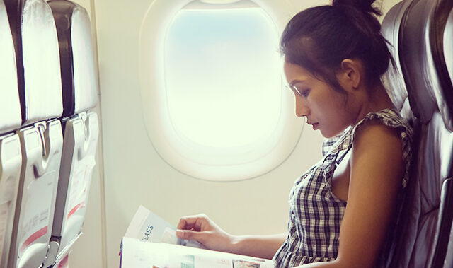 Do you travel abroad for business?