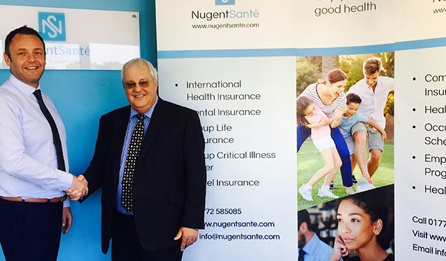 Wayne Pontin joins Nugent Santé as Non-Executive Chairman