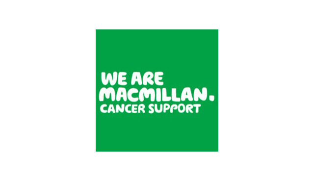 Macmillan charity event competition winner